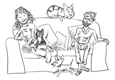 Ons gezinnetje