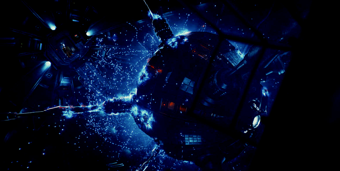 From The Expanse, season 1